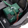 Battery Installed in the CleanFreak EasySweep