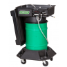 EcoMaster 1435H Heated Brake Washing Sink - 15 Gallon
