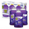 Pine-Sol® Lavender Clean® #97301 All Purpose Cleaner (144 oz. Bottles) - Case of 3