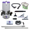 Proteam® GoFree® Flex Pro II w/ ProBlade™ Tool Kit (6 and 12 Amp)