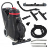 Viper Shovelnose Wet Dry Vacuum (#SN18WD) with Trot Mop Squeegee