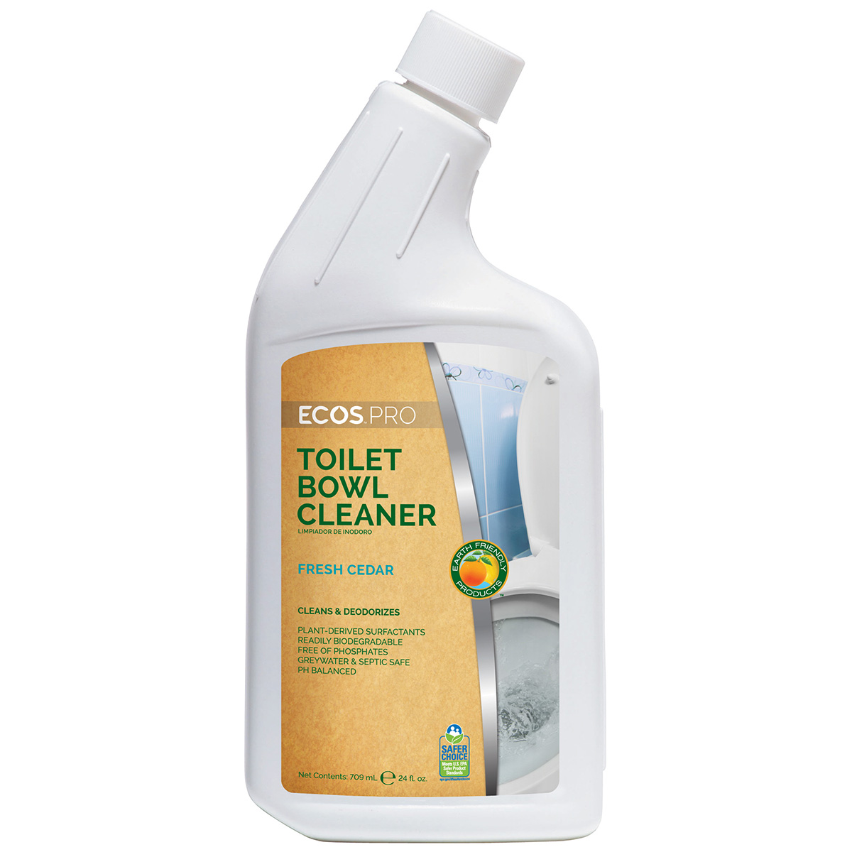 Earth Friendly Products ECOS™ PRO Toilet Bowl Cleaner